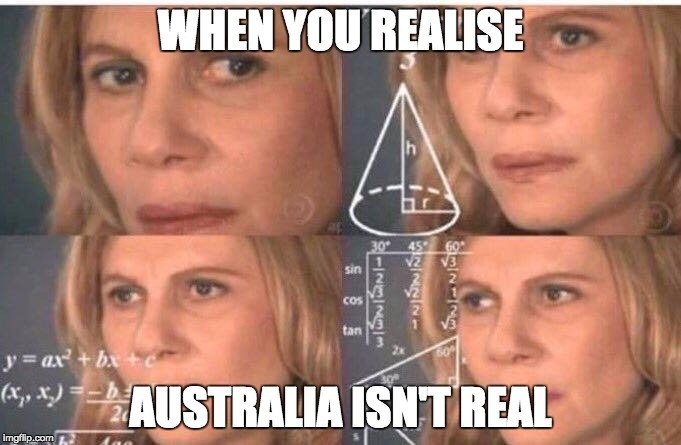 Everything You Need To Know About The Conspiracy Theory That Australia Does Not Exist